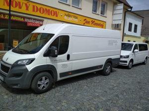 Peugeot Boxer a VW Transporter - adnovotny.com