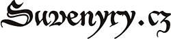 Logo Suvenyry.cz